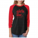 Ladies' Baseball Tee